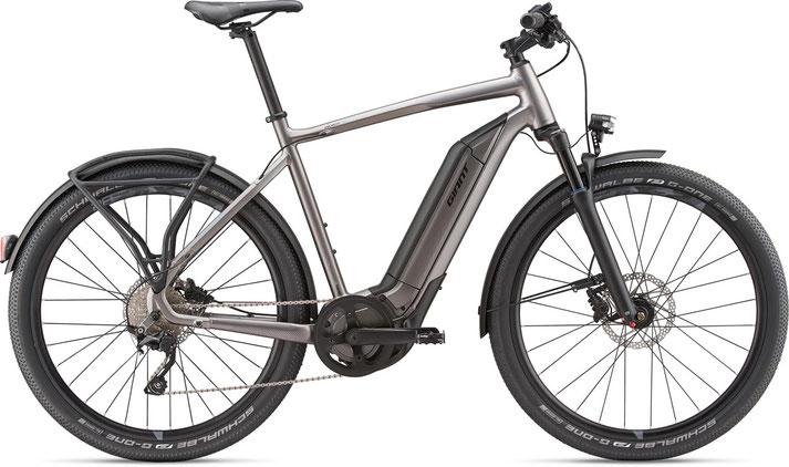 Giant Quick E+ - 2020 e-Bike 2020