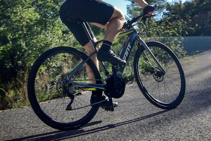 Giant Fastroad E+ 2020 e-Bikes