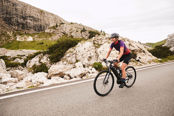 LIV Thrive E+ - Trekking e-Bike - 2020