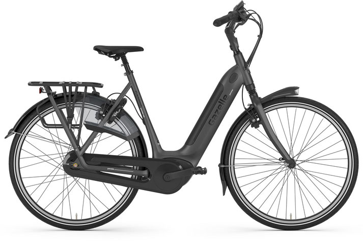 Gazelle Grenoble e-Bikes 2020