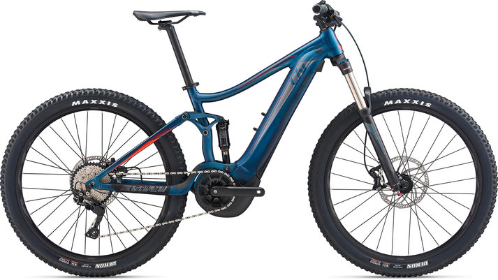 LIV Embolden E+ 2 - e-Mountainbike - 2020