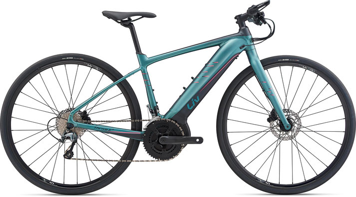 LIV Thrive E+ Pro - Trekking e-Bike 2020