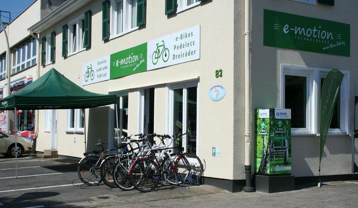 Unsere Experten in Bonn können Sie bei allem rund um's Lasten e-Bike beraten