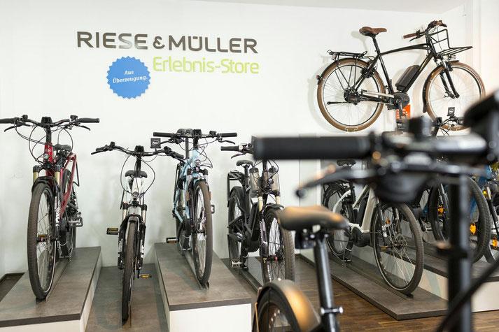 Unsere Experten in Hannover können Sie bei allem rund um's Lasten e-Bike beraten