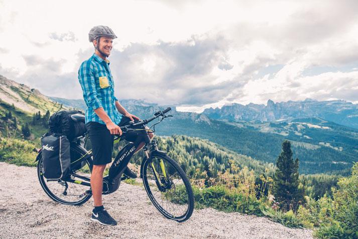 In Saarbrücken können Sie Trekking e-Bikes vergleichen und Probefahren