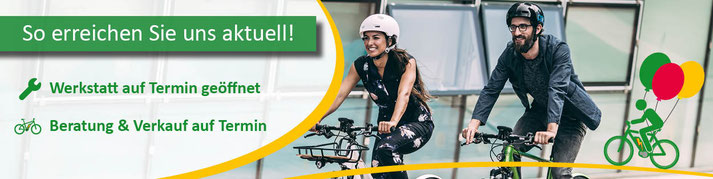 e-Bike Probefahrt kostenlos in der e-motion e-Bike Welt Hiltrup