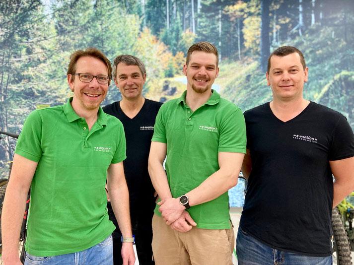 Kostenlose Beratung, Probefahrt und Vergleich von Trekking e-Bikes in der e-motion e-Bike Welt in Hannover-Südstadt
