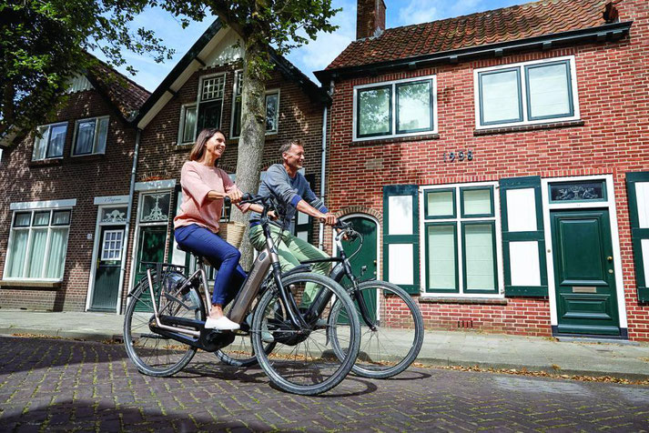 Gazelle e-Bikes in Ahrensburg