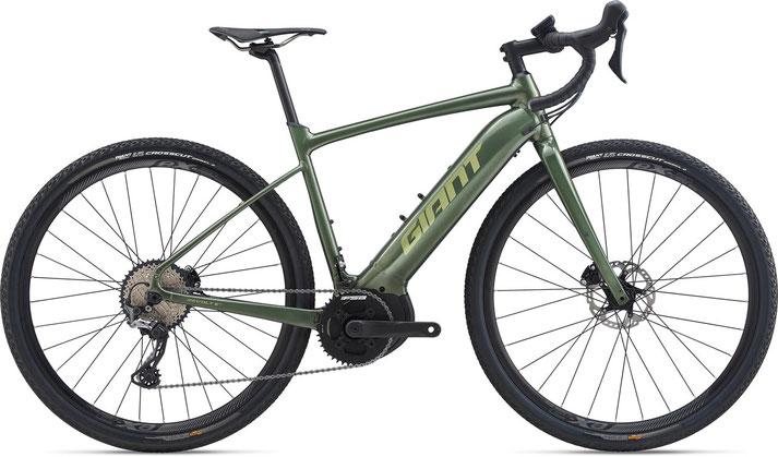 Giant Revolt E+ Pro - 2020 e-Bike 2020