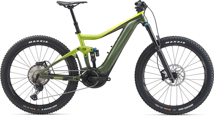 Giant Trance E+ 1 - 2020 e-Mountainbike 2020