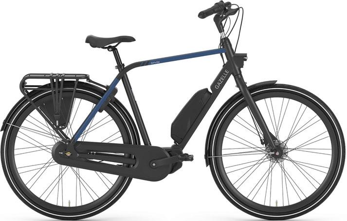 Gazelle Citygo e-Bikes 2020