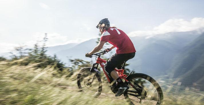 Haibike e-Bikes und Pedelecs in der e-motion e-Bike Welt in Münchberg