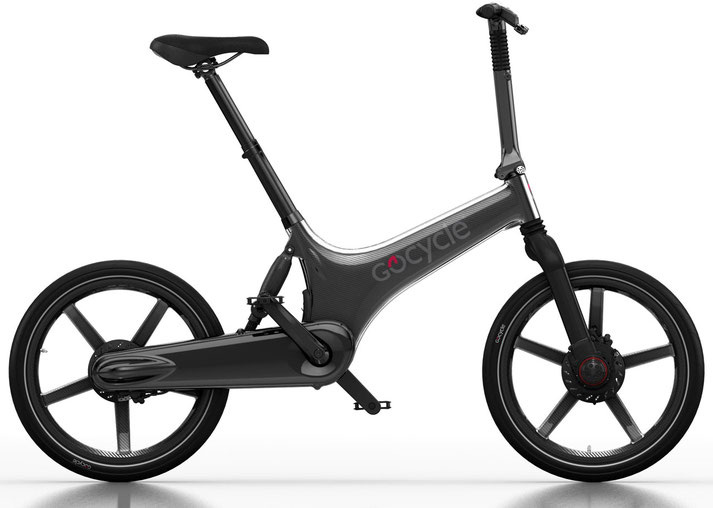 Gocycle G3C - 2020