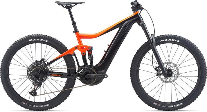 Giant Trance E+ 3 Pro - 2020 e-Mountainbike 2020