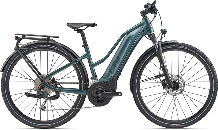 LIV Amiti-E+ 2 - Trekking e-Bike 2020