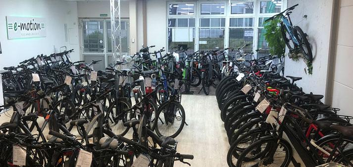 e-motion e-Bike Experten in Oberhausen