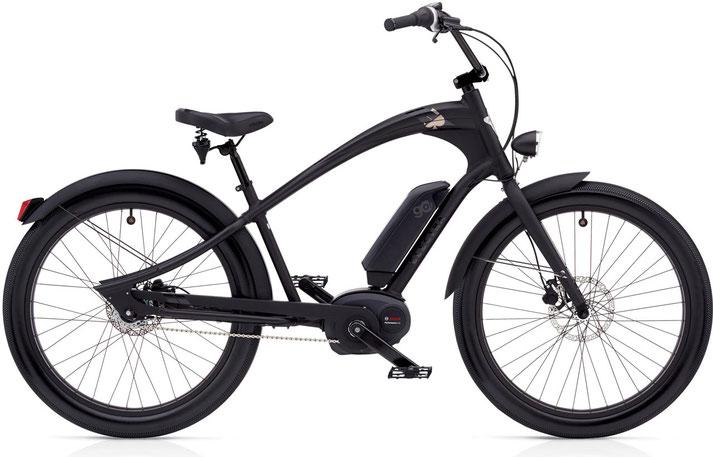 Electra Ace of Spades Go! e-Bike 2020