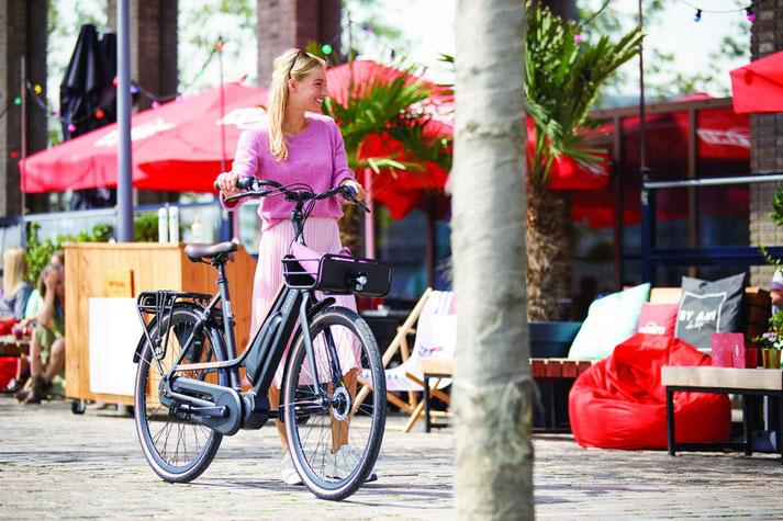 Gazelle e-Bikes und Pedelecs in der e-motion e-Bike Welt in Ahrensburg