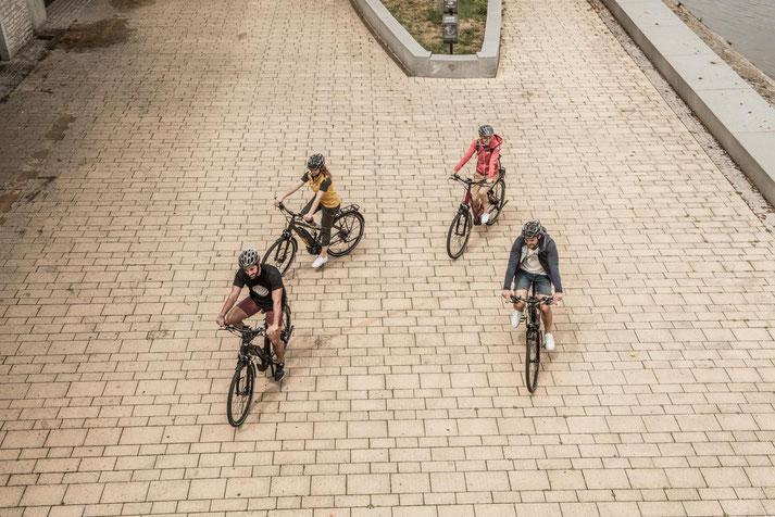 Trekking e-Bikes in Westhausen