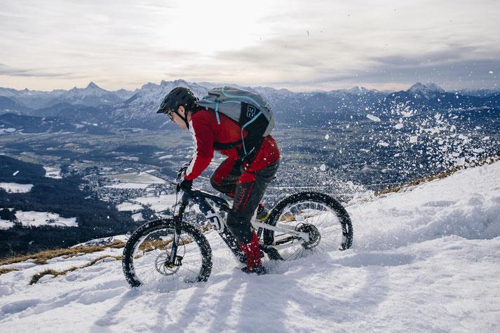 Husqvarna e-Bikes, e-MTBs und Pedelecs in der e-motion e-Bike Welt Tuttlingen