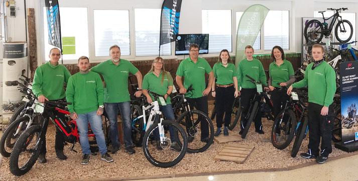 Team e-motion e-Bike Welt Tuttlingen