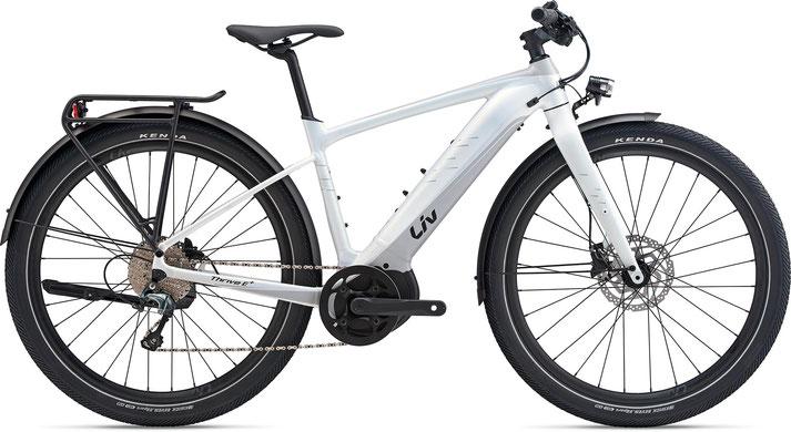 LIV Amiti-E+ EX Pro - Trekking e-Bike 2020