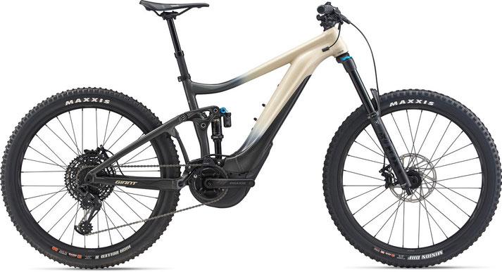 Giant Reign E+ 2 Pro - 2020 e-Mountainbike 2020