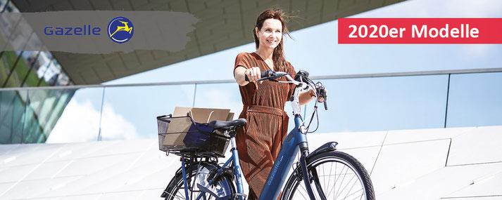 Gazelle City e-Bikes/Trekking e-Bikes 2020