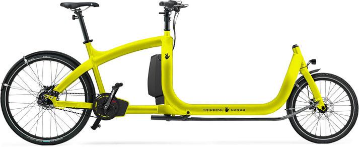 Triobike Cargo E e-Bikes 2020