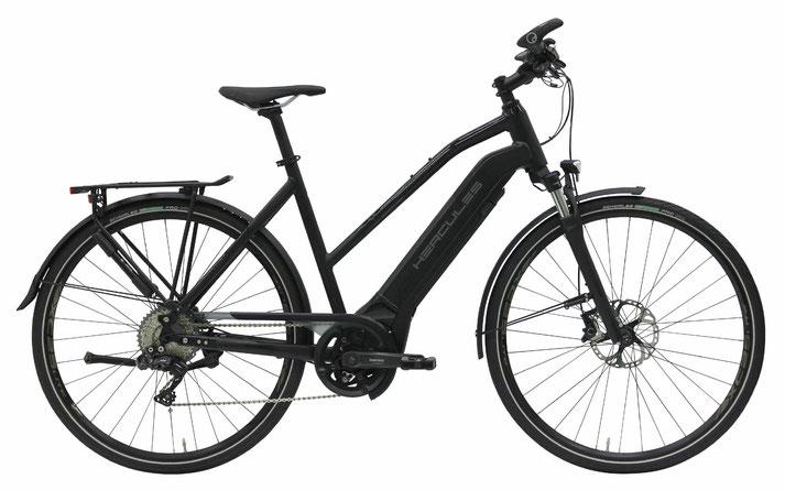 Hercules Edison Trekking e-Bikes, City e-Bikes 2019