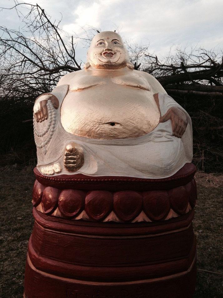 Der Buddha für Bienen, Endspurt