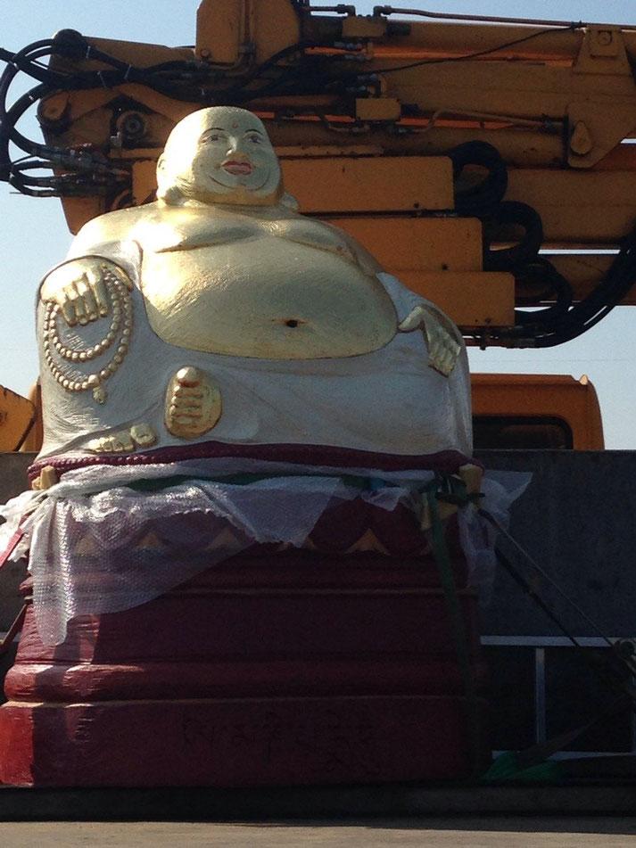 Transport Buddha
