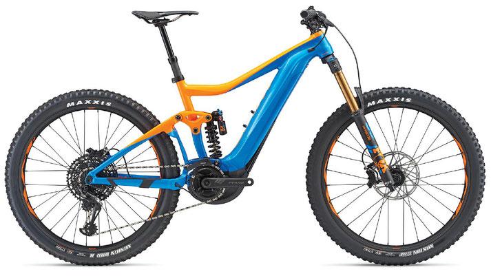 Giant Trance SX E+ 0 Pro -  e-Mountainbike - 2019