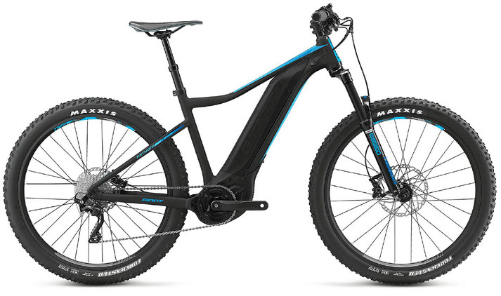 Giant Fathom E+ 2 - e-Mountainbike 2019