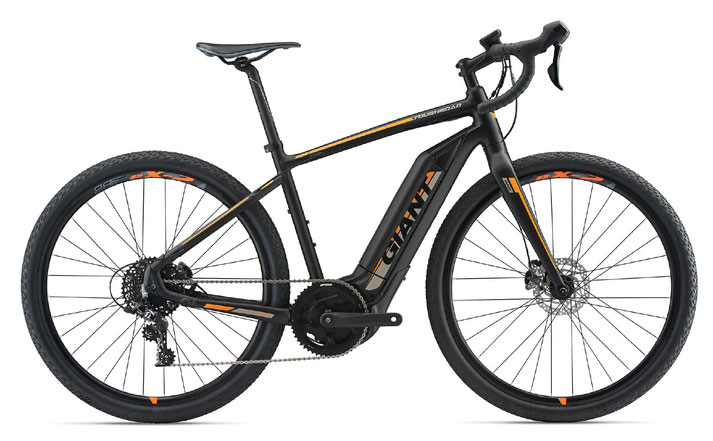 Giant Toughroad E+ GX - All-Terrain Gravel e-Bike / e-Rennrad 2019