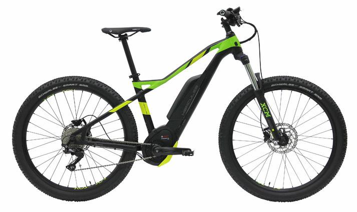 Hercules NOS CX Sport - e-Mountainbike 2019