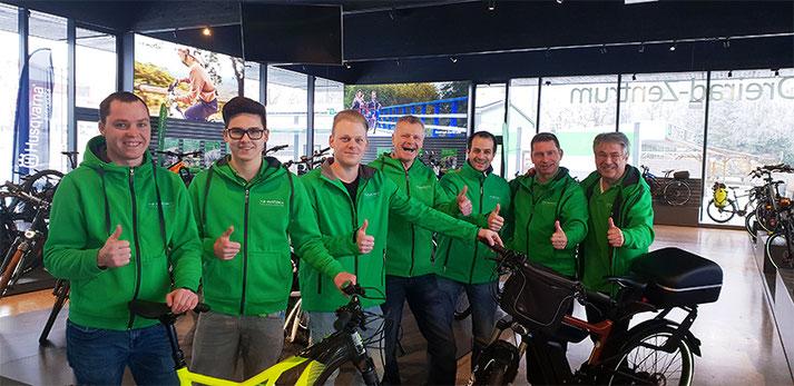 Ihr e-Bike Händler in Bad Hall - die e-motion e-Bike Welt Bad Hall bei Linz in Österreich