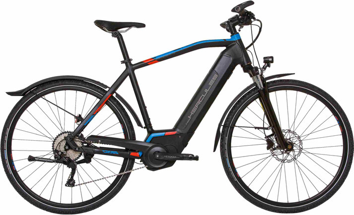Hercules Rob Cross - Cross e-Bike - 2019