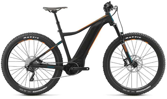 Giant Fathom E+ 3 Power 29er - e-Mountainbike - 2019