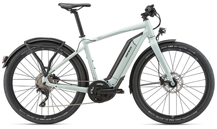 Giant Quick-E+ - Trekking e-Bike 2019