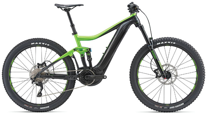 Giant Trance E+ 3 Pro - e-Mountainbike - 2019