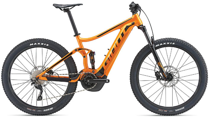 Giant Stance E+ 1 - e-Mountainbike 2019