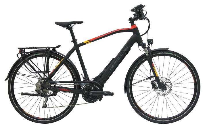 Hercules Pasero I Trekking e-Bike 2019