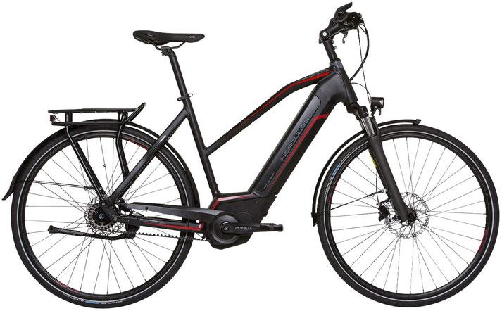 Hercules Futura Sport Trekking e-Bikes 2019