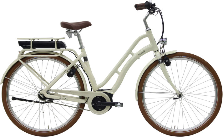 Hercules Viverty E F7 - City e-Bike 2019