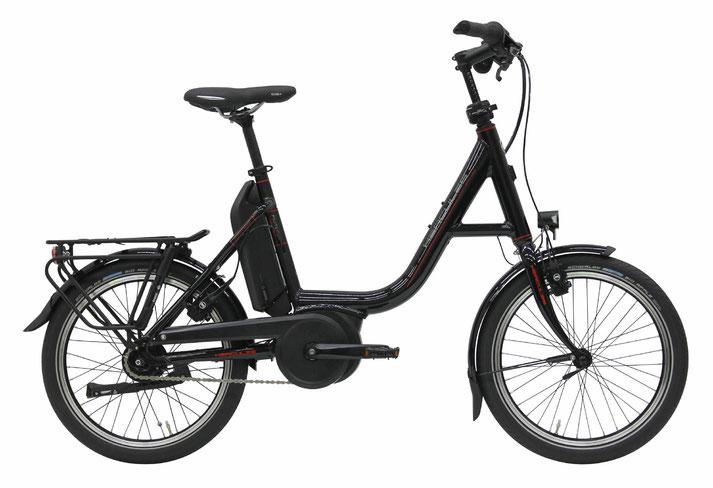 Hercules Futura Compact Kompakt e-Bike 2019