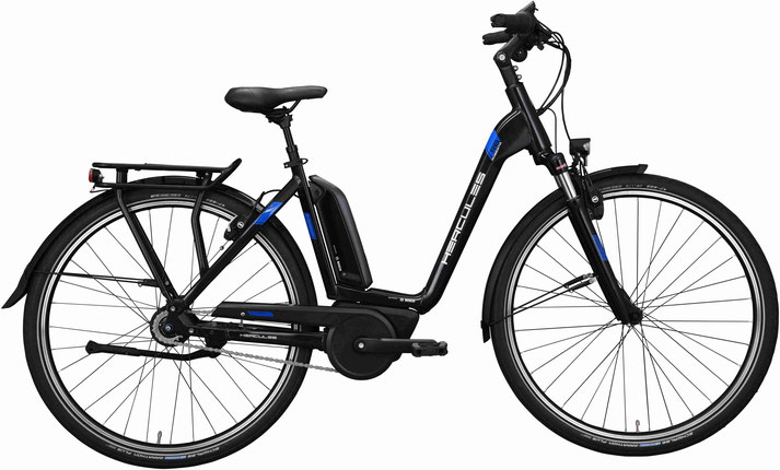 Hercules Robert/a Pro R8 - City e-Bike - 2019