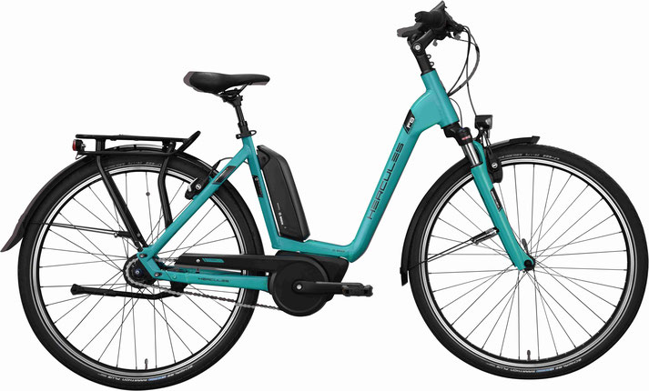 Hercules Robert/a Pro F8 - City e-Bike 2019