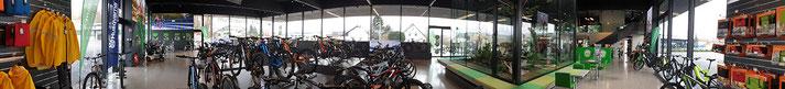 Arbeiten in der e-motion e-Bike Welt Bad Hall - Sie lieben e-Bikes? Finden Sie Ihren Traumjob bei uns!