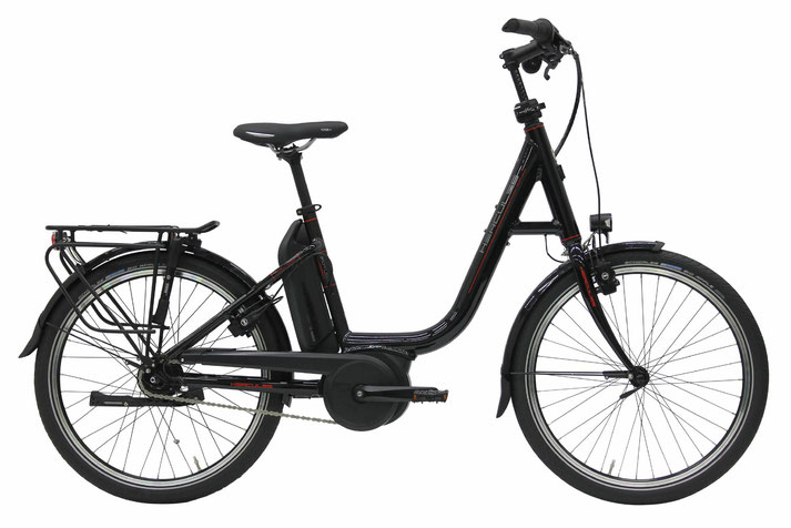 Hercules Futura Compact R8 Kompakt e-Bike - 2019